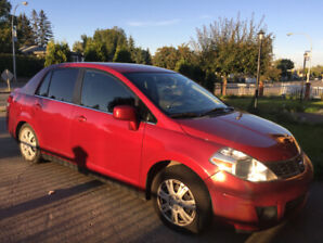 2008 NISSAN VERSA FOR SALE! $7000 (SOLD!)