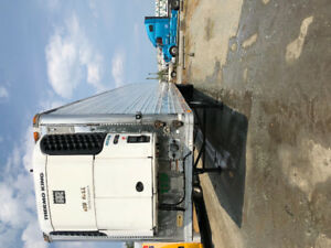 53 feet tandam Reefer for sale