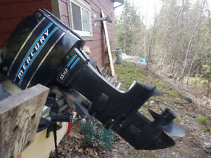 merc outboard 65 hp 1980s