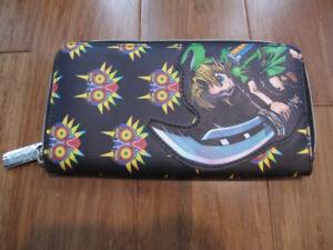 Portefeuilles de Zelda.