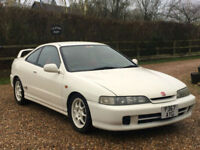 Honda Dc2 Integra Type R [1996-P] *Rare Classic*