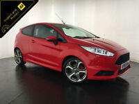 2015 FORD FIESTA ST-2 TURBO 1 OWNER FINANCE PART EXCHANGE WELCOME