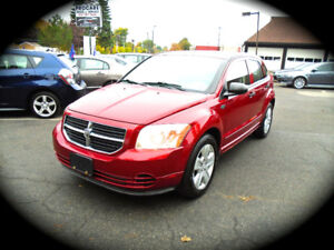 2007 Dodge Caliber SXT, WITH AC. 5Spe. M