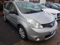 2012 (61) NISSAN Note Nissan Note 1.5 dCi Visia
