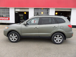 2009 Hyundai Santa Fe Limited* AWD*SUNROOF*HEATED LEATHER*6 CD*