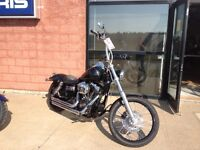 Awesome 2010 HD dyna wide glide