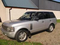 Land Rover Range Rover 3.0 Td6 auto 2003. Storry 4X4