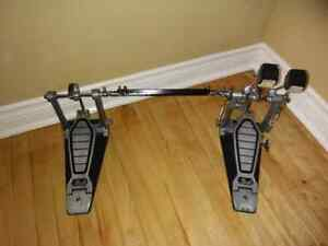 Pearl Double Bass Drum Kick Pedal P-100TW