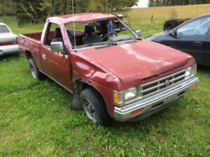 2.4 Engine & 5 spd. trans from '94 Nissan D21