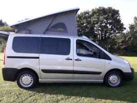 Campervan 2015 Peugeot Expert 2.0 hdi