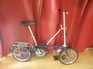 Dahon California folding bike