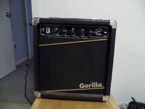 amplifier - small  NEW PRICE  $25.00