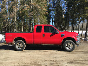 2008 Ford F-250 Pickup Truck FOR SALE!