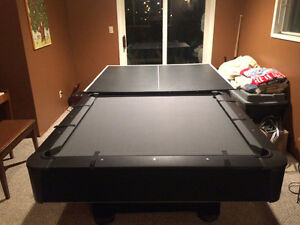 Pool table/Ping-Pong Table
