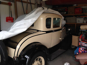 1931ford model a 5 window coupe
