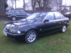 BMW 520 SE 2.2 auto 2002