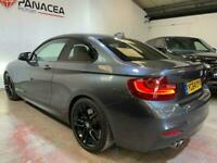2014 BMW 2 Series 2.0 225D M SPORT 2d 215 BHP Coupe Diesel Automatic
