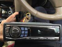 Alpine CDE 9850Ri stereo - MP3