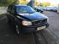 Volvo XC90 2.4 D5 SE,DIESEL,7 SEATS,FULL HISTORY,1 PREVIOUS OWNER,LEATHER