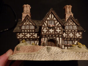 David Winter Collector Houses