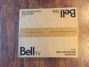 Bell Express HD receiver with Remote control-SOLD