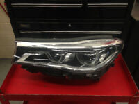 HEAD LIGHT ASSEMBLY 2016 BMW 750I Mississauga / Peel Region Toronto (GTA) Preview