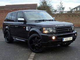 Land Rover Range Rover sport 2.7 Hsc Full leather Harman Kardon Satnav