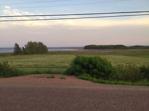 2 acres cleared oceanfront in Malagash