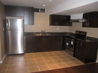Executive 1 Bedroom Basement Apartment in Milton ***Must See***