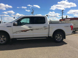 2015*Ford*F150*Lariat*Excellent*Shape*Must*Sell*