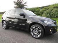 2010 BMW X5 xDrive30d M Sport **7 SEATS**PAN ROOF**