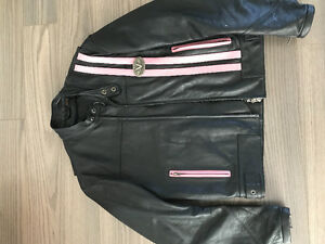 Victory Motorcycles Leather Riding Jacket