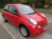NISSAN MICRA 1.2 16v VISIA GENUINE LOW MILEAGE STUNNING 12MTH MOT