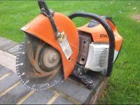 Stihl disc cutter TS 410