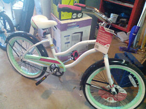 Brand New Girls Cranbrook Bike