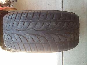 Falken Ziex S/TZ01 single tire Cambridge Kitchener Area image 1