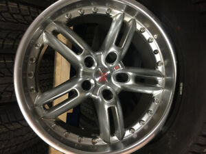 "18"" USED BMW Replica Alloy Rims"