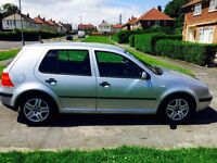 Volkswagen Golf. One Years MOT, Well Serviced & Very Clean