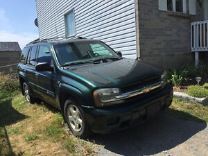2002 Chevrolet Trailblazer LT SUV