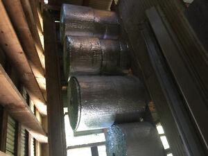 In Floor Heating Insulation
