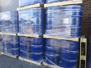 55 gallon steel drums, food-grade, mint condition- 100+ units Cornwall Ontario image 4