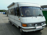 1992 4 Berth Hymer B544 Motorhome SOLD, SIMILAR REQUIRED