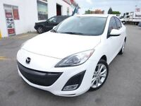 2010 Mazda MAZDA3 GT- M5- GR ELEC- AC MAGS VEHICULES D'OCCASION