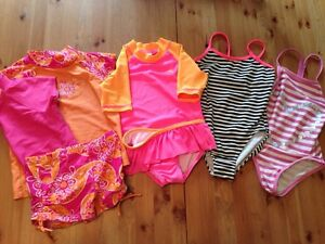 4t bathing suits