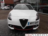 2017 Alfa Romeo Giulietta JTDM-2 SPECIALE TCT Diesel white Semi Auto
