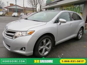 2014 Toyota Venza 4dr Wgn V6 AWD XLE CUIR,MAGS,TOIT PANO,A/C,GR