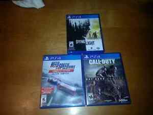 PlayStation 4 Games  London Ontario image 1
