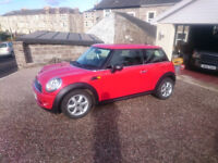 Mini One 1.4 59reg full MOT in lovely condition.