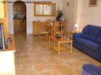 Costa Blanca, Spain. Jan-Apr - 28 nights = £480