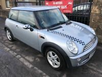 2005 MINI ONE, 1 YEAR MOT, SERVICE HISTORY, WARRANTY, NOT A3 GOLF ASTRA FOCUS